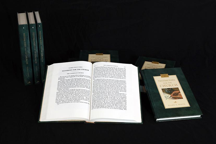 Testimonies books